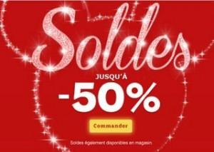 soldes disney store 2014