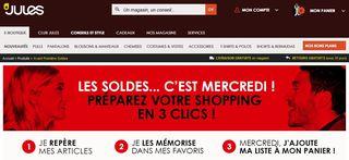 soldes hiver 2014 Jules preparation soldes