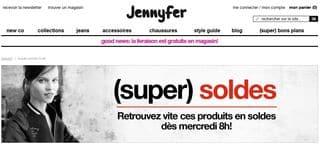 soldes hiver 2014 jennyfer preparation soldes