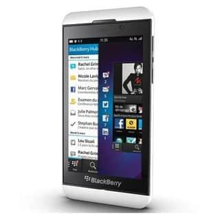 soldes smartphone BlackBerry Z10