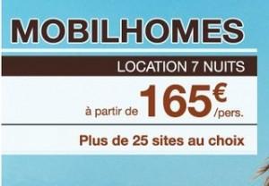165 euros la semaine 7 nuits Carrefour Voyages