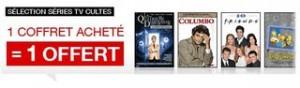 Bon plan coffret Serie TV 1 gratuit pour achete