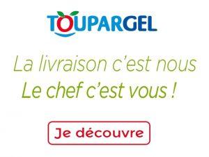 Bon plan surgelés Toupargel - code promo Toupargel
