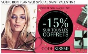 Code promo Douglas Saint Valentin