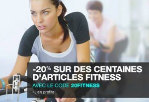 Fitness et Musculation code promo Amazon
