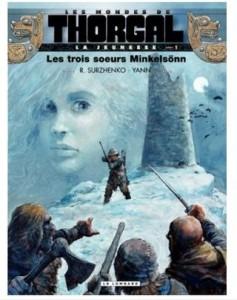 Gratuit La jeunesse de Thorgal tome 1 en ebook et sur iTunes