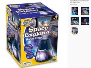 Moins de 10 euros projecteur images espace Eureka