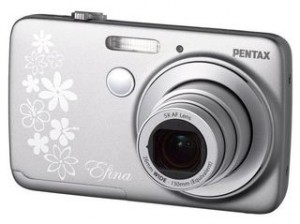 Moins de 40 euros appareil Photo PENTAX Efina