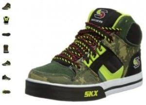 Skechers Stuntz Baskets en soldes