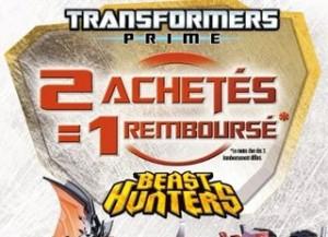 Votre second Transformers rembourse ODR 2014