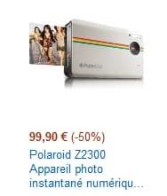 appareil photo instantané Polaroid Z2300