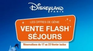 vente flash Disney Land carrefour 2014