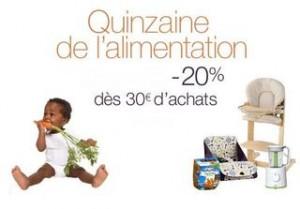 20% de remises sur Nestlé, Philips AVENT, Dodie, Tommee Tippee