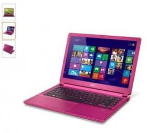 299 euros le PC Portable Acer rose 14