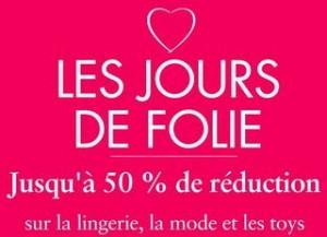 Adam & Eve : jusqu'à moins 50% sur plus de 800 articles + livraison gratuite (lingerie & mode