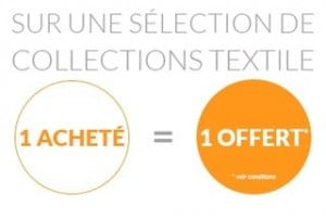Aubert 1 article achete le second gratuit