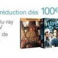 Bon plan Blu-Ray DVD 50 euros de remises immediates
