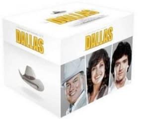 Coffret Dallas Intégral en DVD