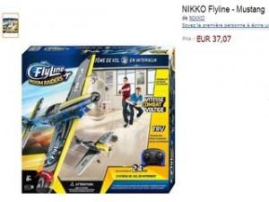 Flyline Mustang de Nikko