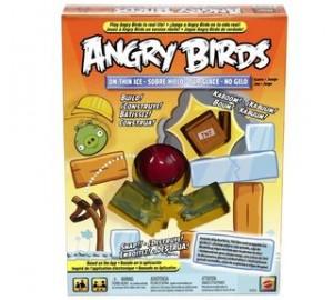 Moins de 10 euros Jeu Angry Birds Sur Glace