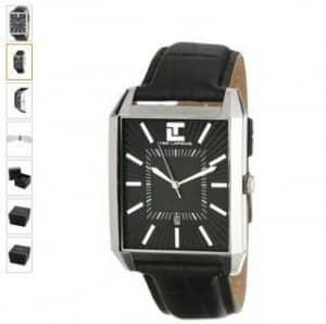 Moins de 40 euros la montre homme Ted Lapidus