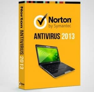Moins de 9 euros Norton Antivirus 2013