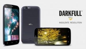 Smartphone Wiko Darkfull pas cher
