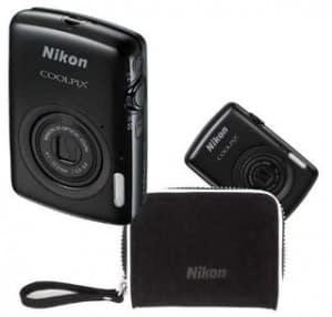 appareil photo NIKON Coolpix S01 etui a moins de 50 euros