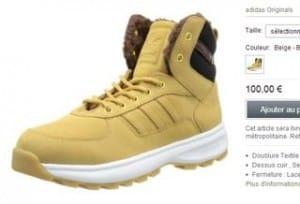 bottines homme Adidas Originals