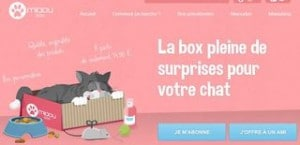 box Miaoubox chat a moins de 7 euros
