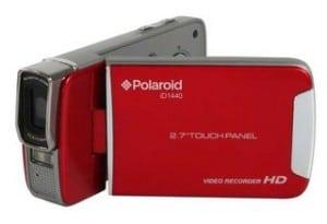 caméscope Polaroid 12 Mégapixels à moins de 50 euros