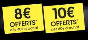 coupon Go Sport