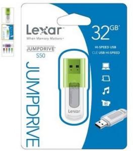 le USB Lexar 32 Go Jumpdrive pas chere