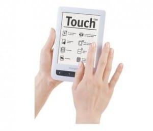 liseuse PocketBook Touch Lux bon plan