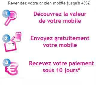 revendre son ancien telephone MagicRecycle
