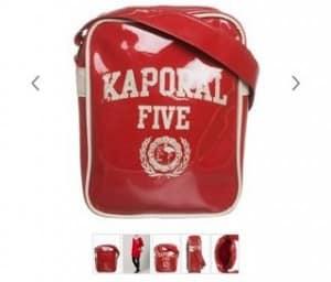 sac bandoulière Miami 3 Kaporal à13 euros
