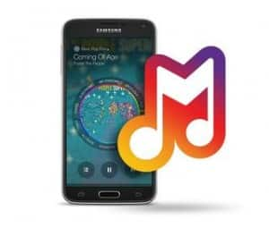 streaming musique gratuit SAMSUNG Milk Music