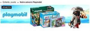 1 petite boite Playmobil offerte pour 25 euros de Playmobil