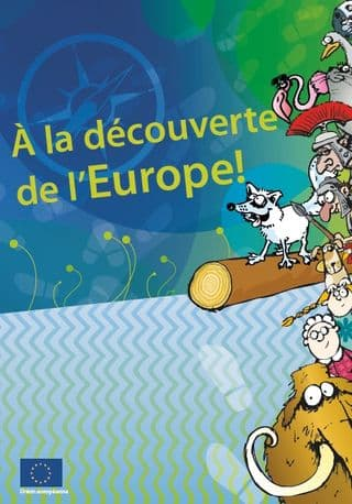 A la decouverte de l'Europe gratuit