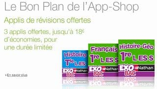 Applications Android pour les révisions Nathan