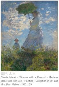 Gratuit tableau de Monet à télécharger