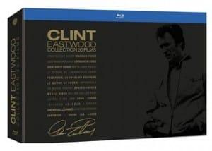 20 films de Clint Eastwood en Blu-ray pour moins de 70 euros