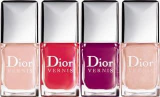 Accéder à l'offre Dior Vernis gratuits