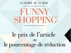 Funny Shopping de la Halle