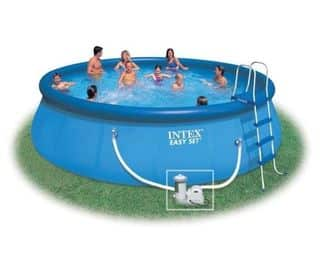 Kit piscine Easy Set 5 49 INTEX 289 euros
