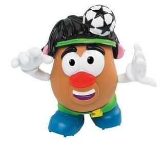 Mr Patate Mini Soccer Player