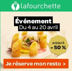 bon plan resto La Fourchette