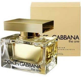échantillon gratuit Dolce & Gabbana The One