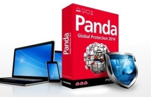 10 euros l'antivirus Panda Global Protection 2014