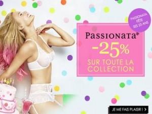 promo lingerie Passionata
